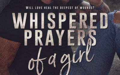 Cover Reveal for Whispered Prayers of a Girl