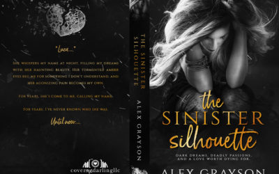 THE SINISTER SILHOUETTE COVER REVEAL AND PRE-ORDER