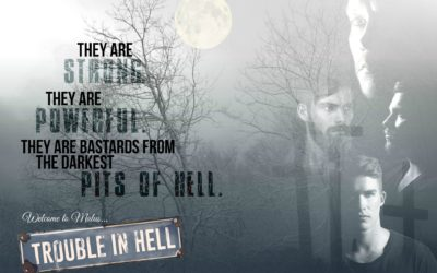 Read the prologue for Trouble in Hell!
