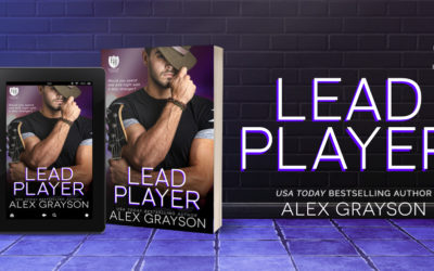 Cover Reveal for Lead Player